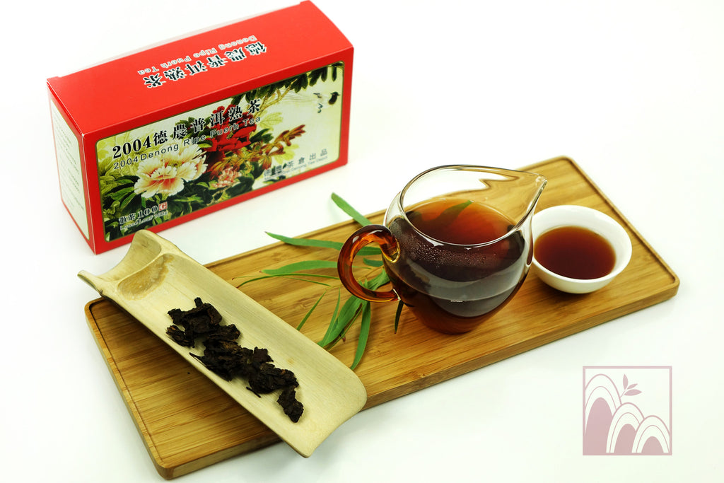 Unique Functions of Pu-erh Tea