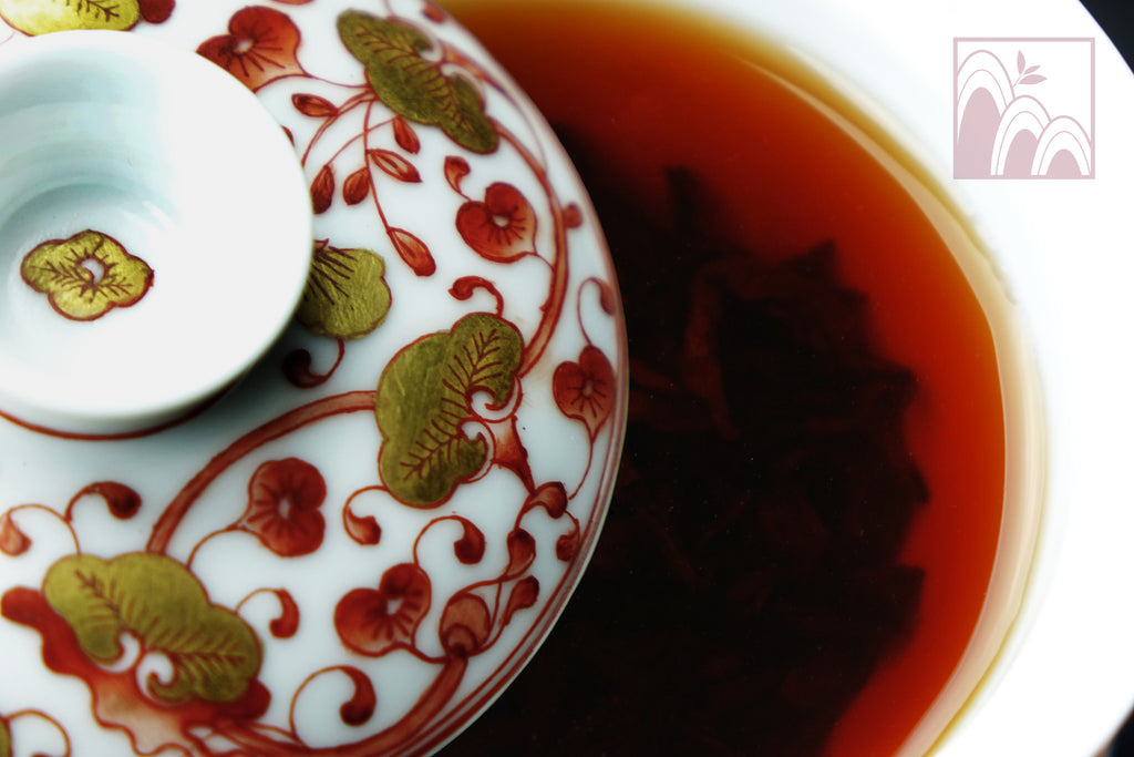 Perfect Brewing: Young Ripe Pu-erh