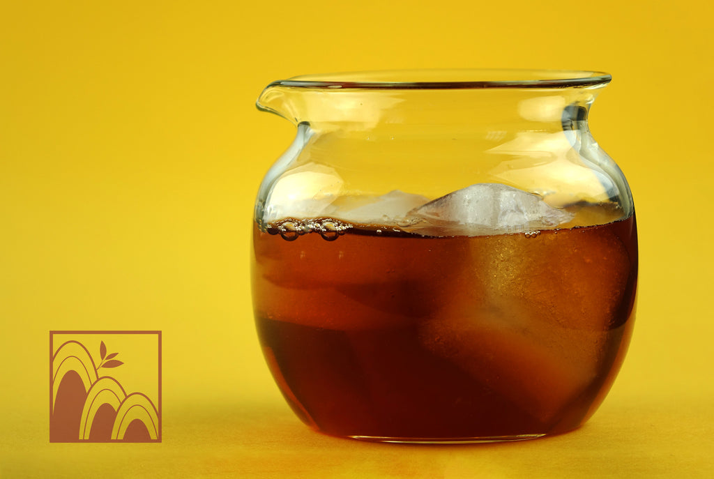 Iced Pu-erh Tea