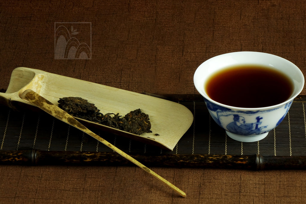 Perfect Brewing: Aged Ripe Pu-erh