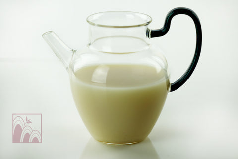 Raw Pu-erh Milk Tea