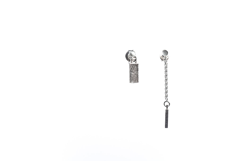 Stereotype Earring 06 Silver