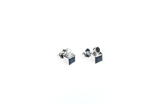 Maison Mosaic Earring 12 Silver