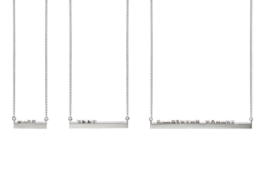 Ode. Necklaces