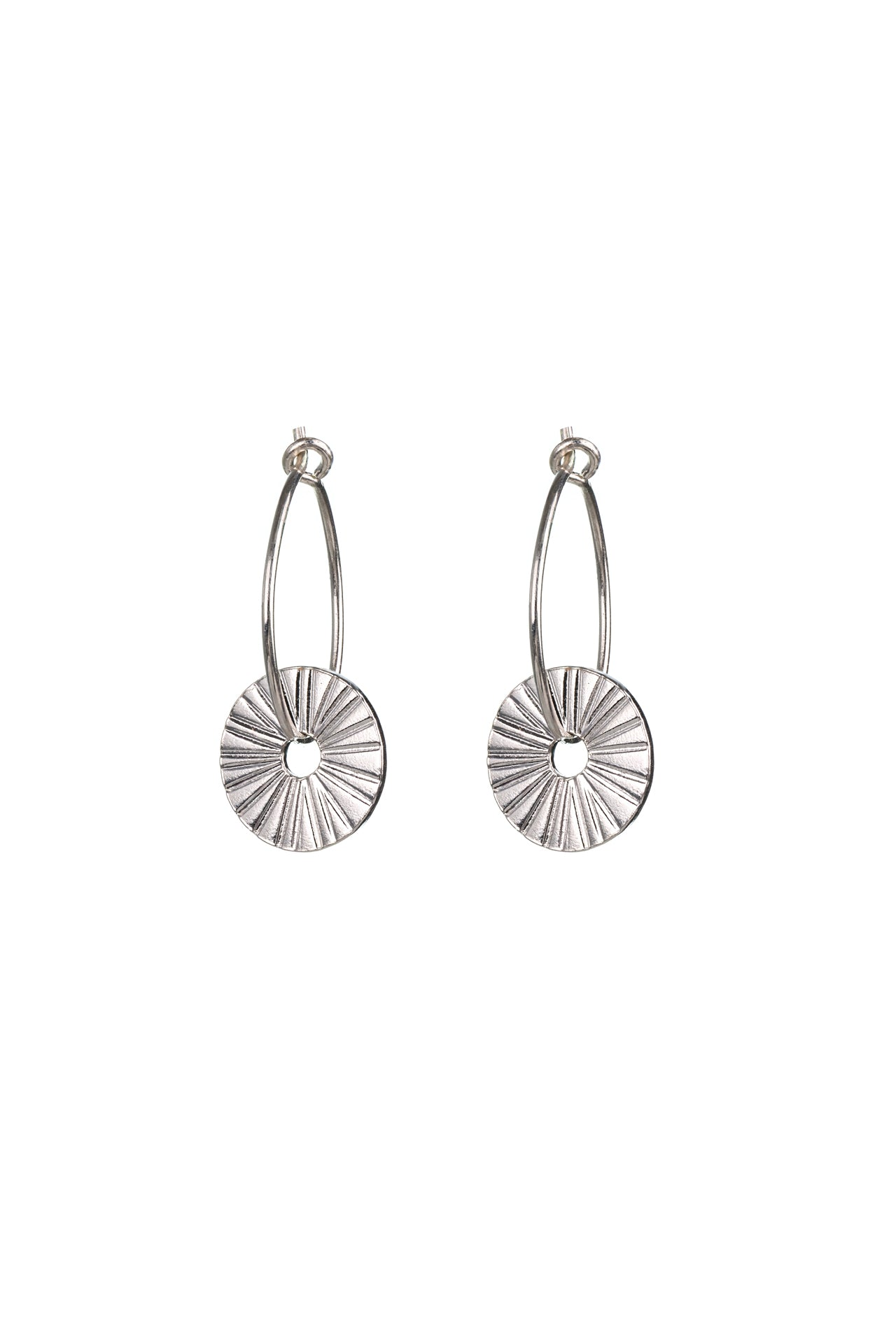 New Silver Surfside Earrings