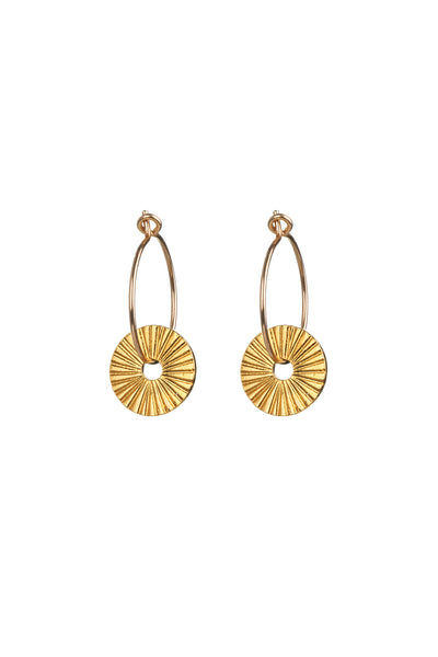 New Gold Surfside Earrings
