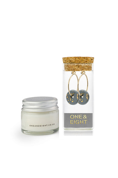 Miracle Balm & Stardust Earrings Gift Set