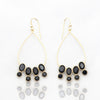 Adonia Black Onyx Earrings