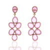 Sofia Rose Chalcedony Earrings
