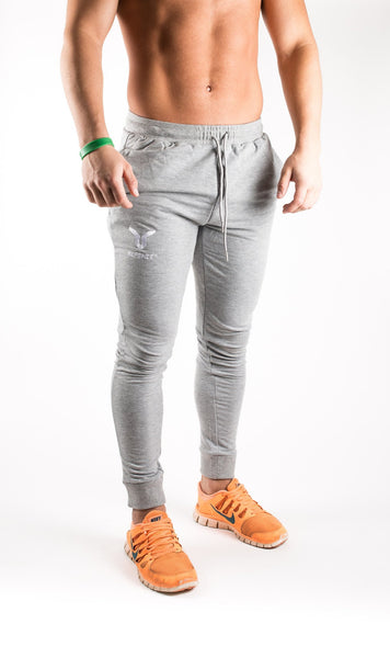 Refenze Tapered Bottoms Grey - Refenze