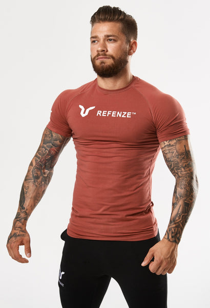 Refenze Phantom Shirt Crimson Red