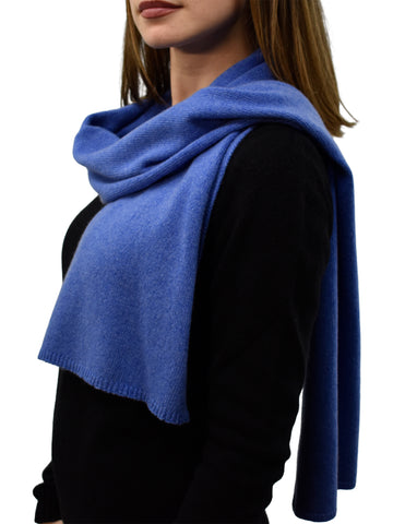 Scarf in 100% regenerated cashmere - Woman