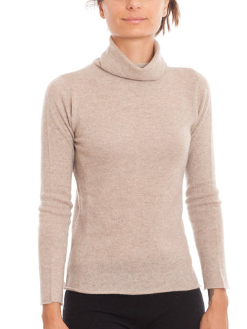 Polo Neck 100% Cashmere | Dalle Piane Cashmere
