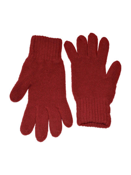 Gloves in regenerated cashmere | Dalle Piane Cashmere