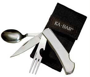 Kbar Hobo Fork-knife-spoon Ss Bx
