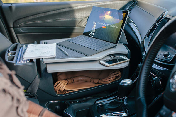 Gripmaster versatile car desk