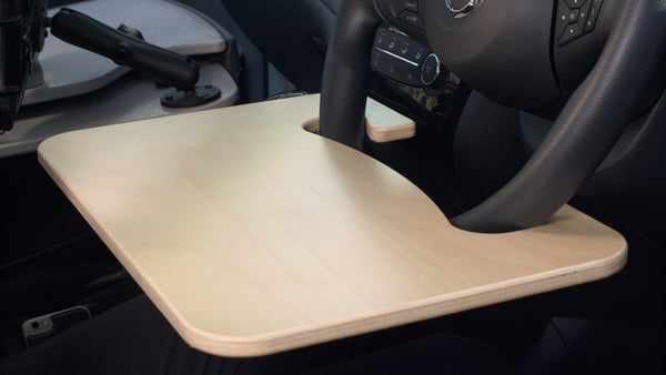 Gripmaster Efficiency Car Desk & wheelmate extreme