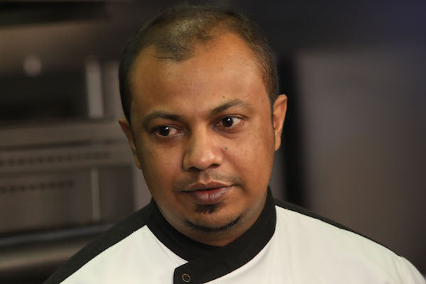 In conversation with Chef Amila, Head Chef of the OTP Hotel