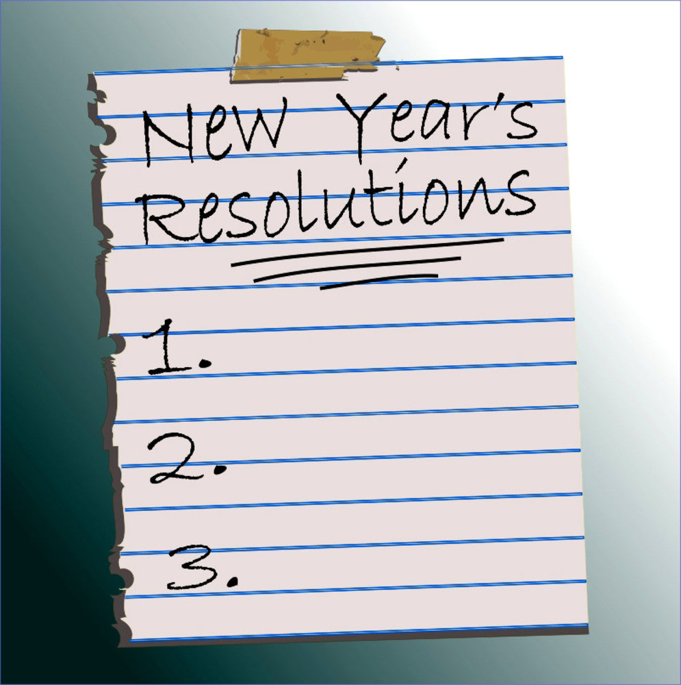 Are resolutions meant to be broken?