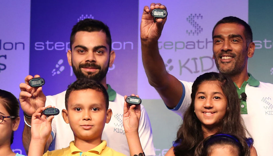 COCOFLY partners with Stepathlon Kids to bring health to India's youth