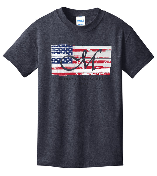 Stars & Stripes Tee - Kid's