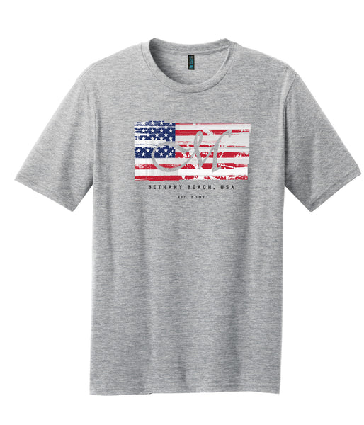 Stars & Stripes Tee - Men's