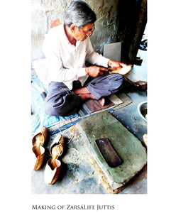 History of Juttis and artisans of Mughal era