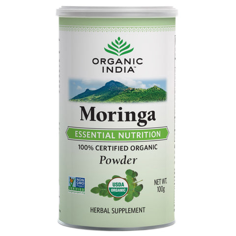 Organic India Moringa Powder 100 Gram