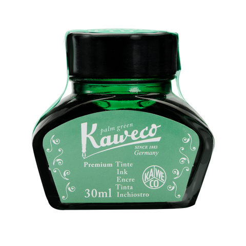 Kaweco Bottled Ink - Palm Green