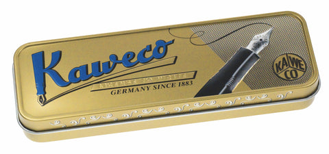 Kaweco Nostalgic Tin Box - Long Gift Tins - we love pens