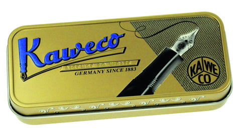 Kaweco Nostalgic Tin Box for Kaweco Sport Series Gift Tins - we love pens