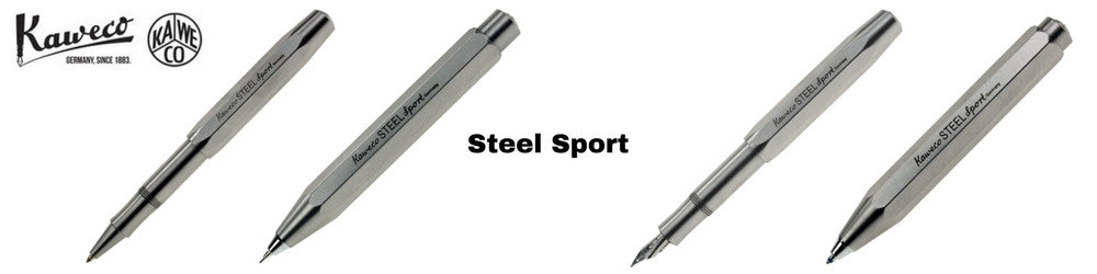 Kaweco Steel Sport Series