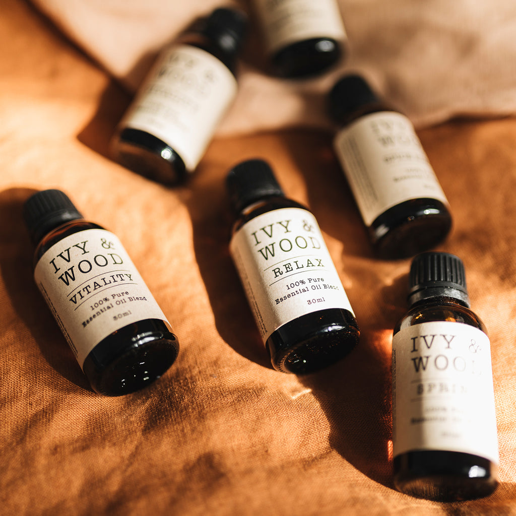 Ivy & Wood Essential Oils