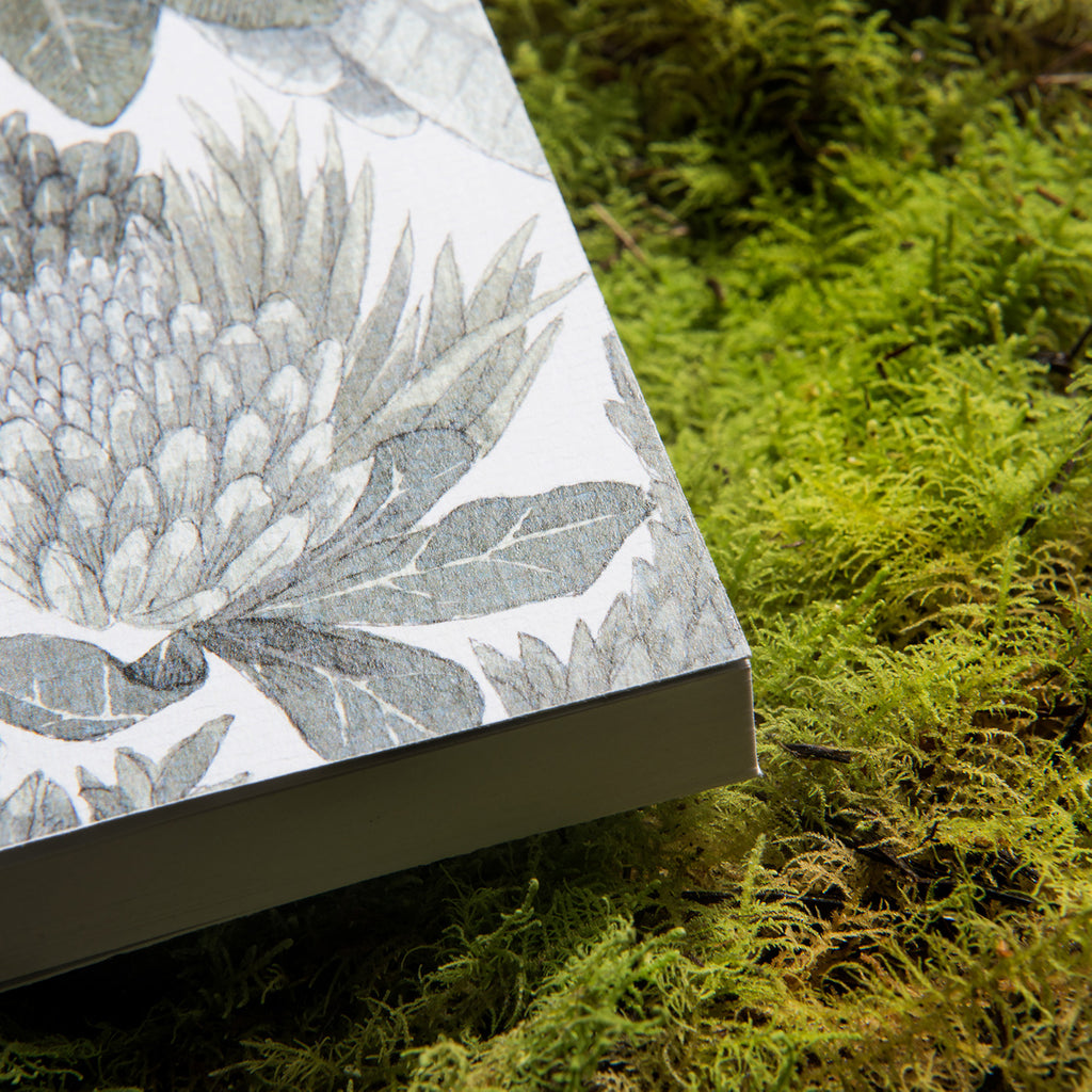 Botanical Journal 200 Pages by NOTELY