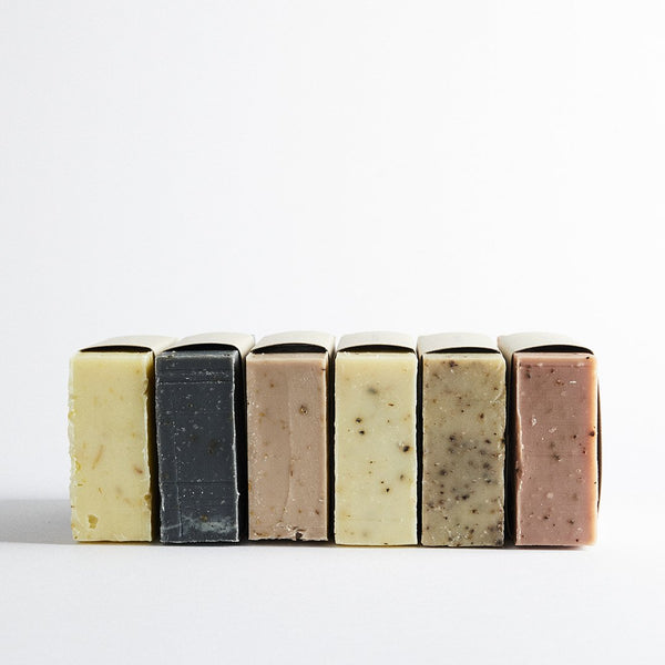 Eucalyptus with Activated Charcoal Botanical Soap by Church Farm General Store