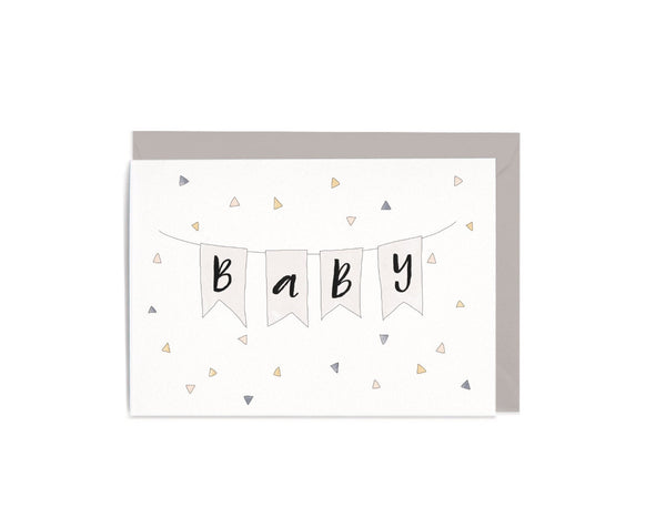 Baby Bunting Greeting Card by In The Daylight