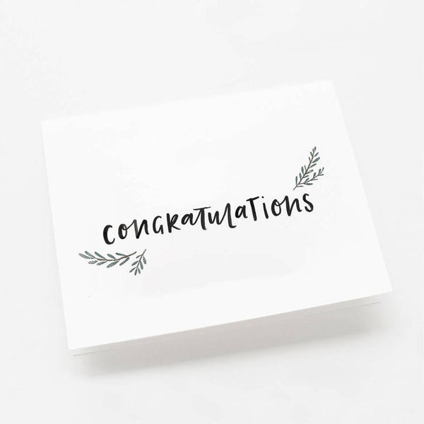 Congratulations Greeting Card by In The Daylight