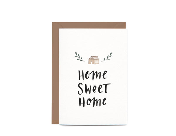 Home Sweet Home Greeting Card by In The Daylight
