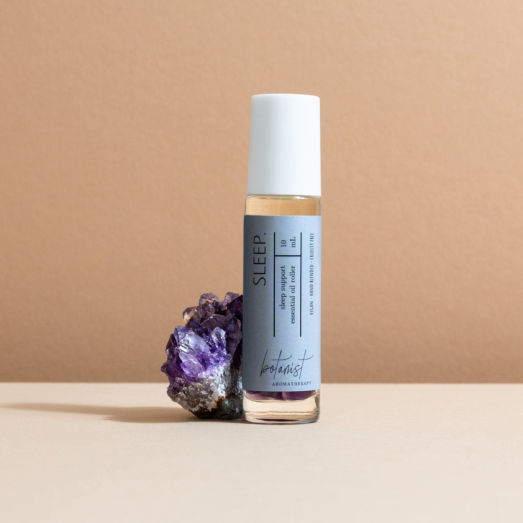 SLEEP Essential Oil Roller by Botanist Aromatherapy