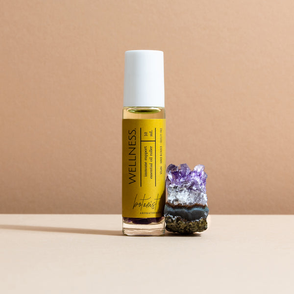 WELLNESS Essential Oil Roller by Botanist Aromatherapy
