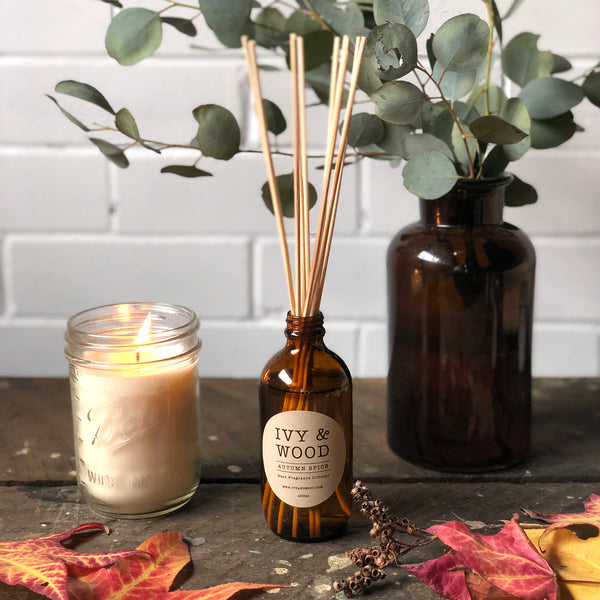Limited Edition: Autumn Spice Reed Diffuser