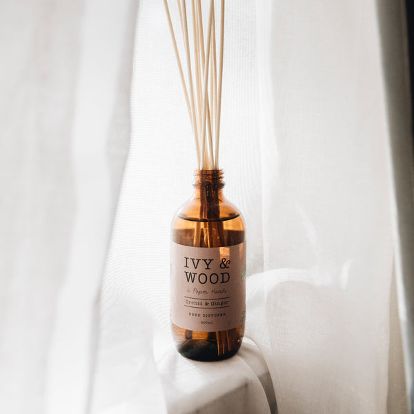 Botanical: Orchid & Ginger Reed Diffuser