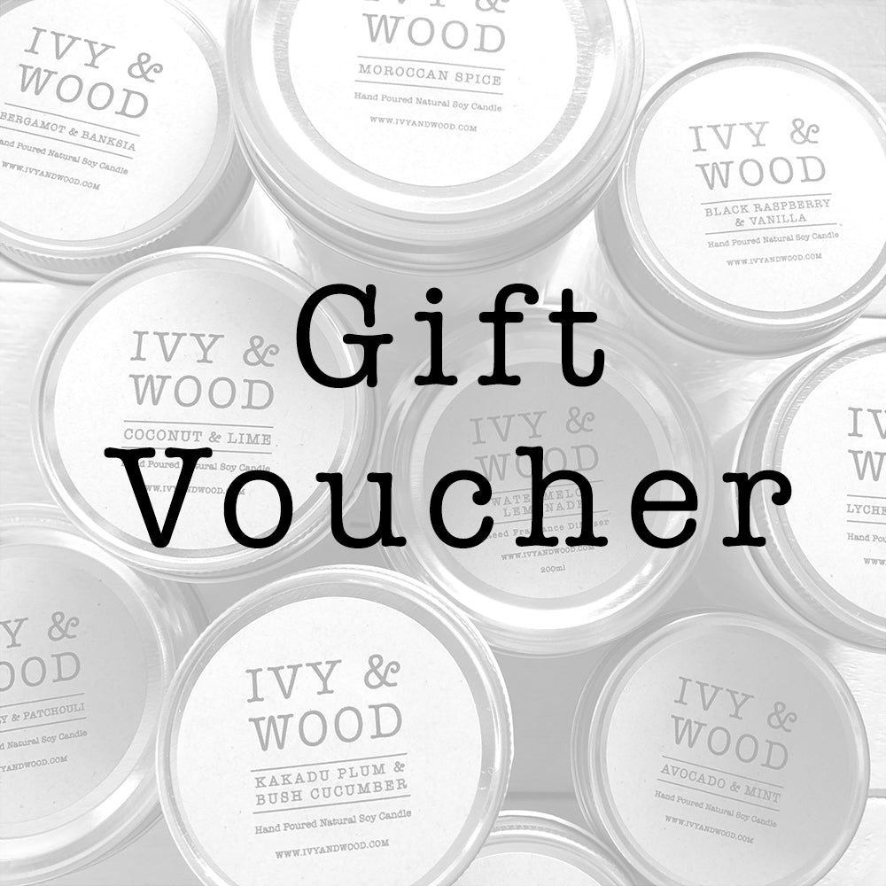 Ivy & Wood Gift Voucher - Ivy & Wood - Australian Made
