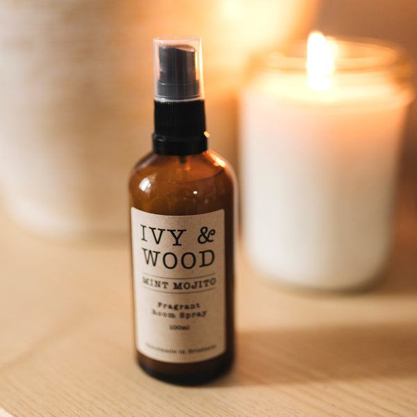 Mint Mojito Room Spray - Ivy & Wood - Australian Made