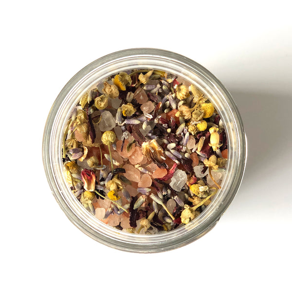 Relax Botanical Bath Soak - Ivy & Wood - Australian Made