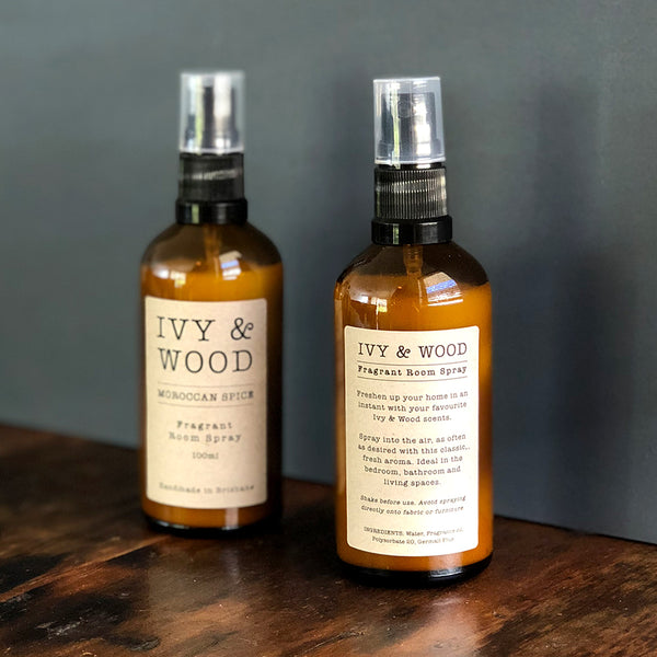 Moroccan Spice Room Spray - Ivy & Wood - Australian Made