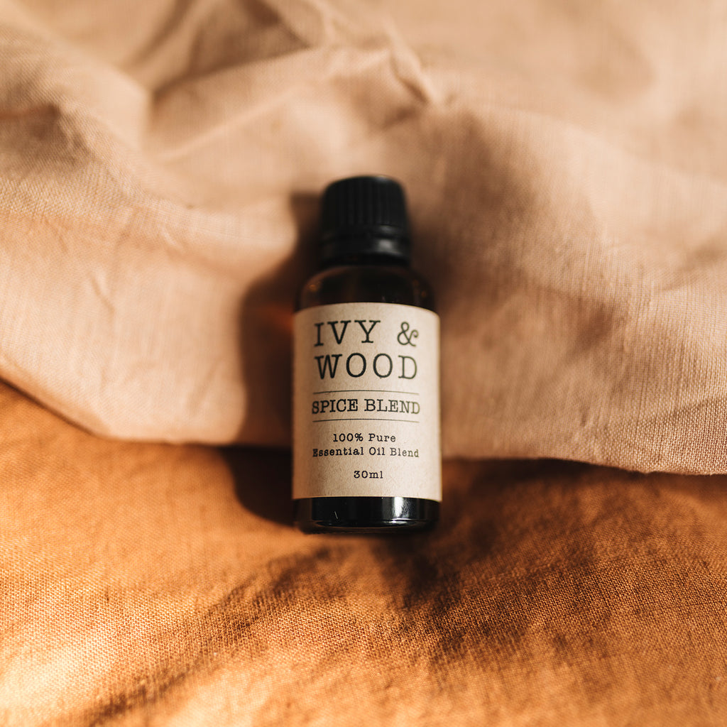 Spice Blend Pure Essential Oil 30ml - Ivy & Wood - Australian Made