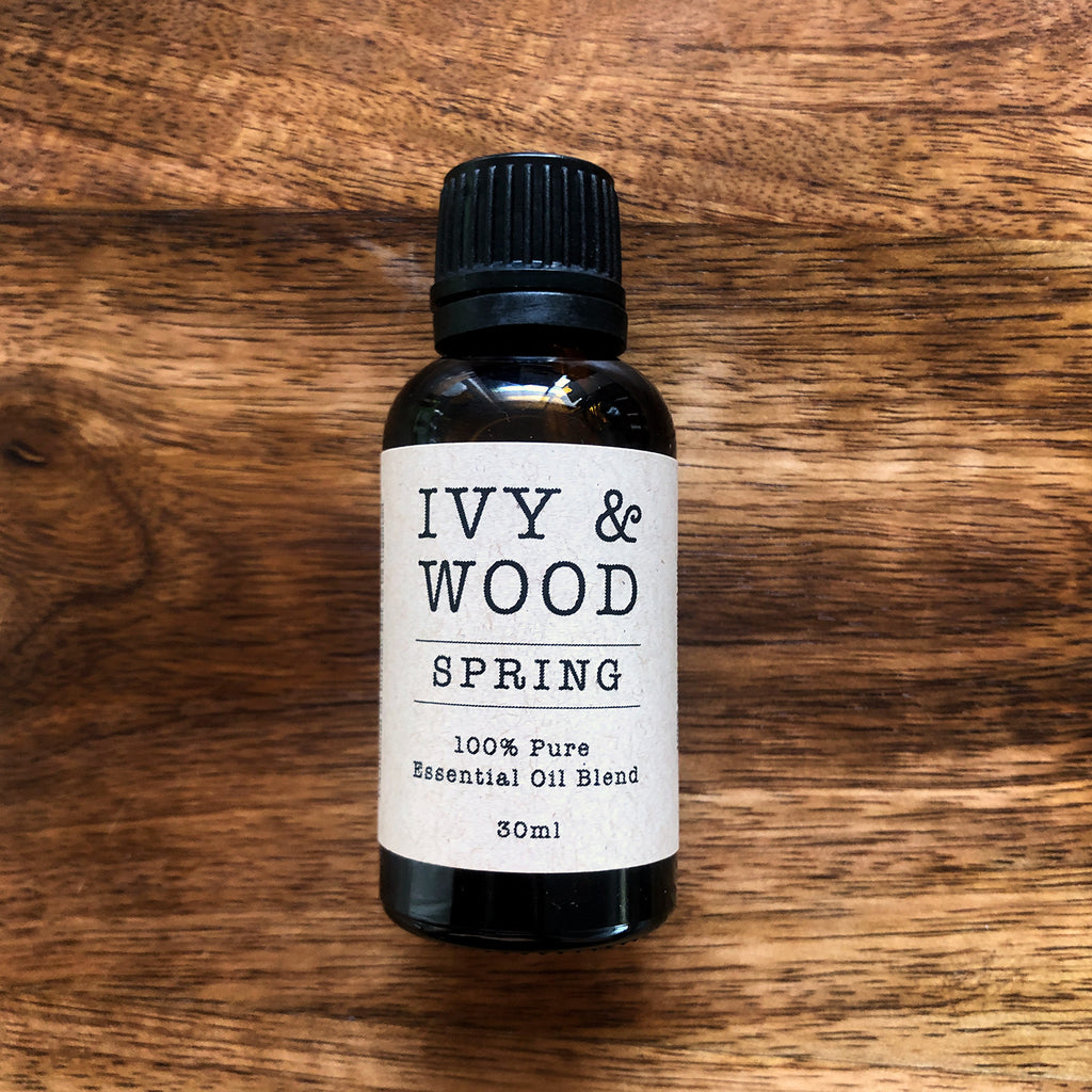 Spring Pure Essential Oil Blend