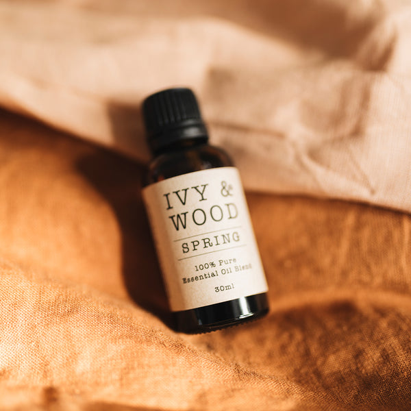 Spring Blend Pure Essential Oil 30ml - Ivy & Wood - Australian Made