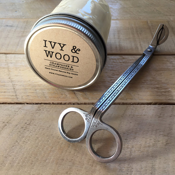 Wick Trimmer - Ivy & Wood - Australian Made